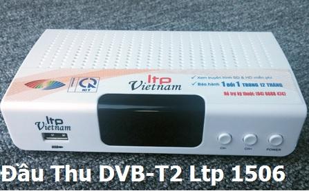 Đầu thu DVB-T2 ltp-1506