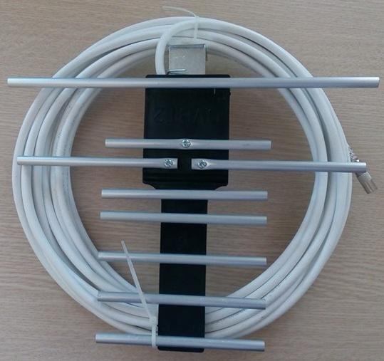 Anten nhôm ngoài trời thu sóng truyền hình DVB-T2