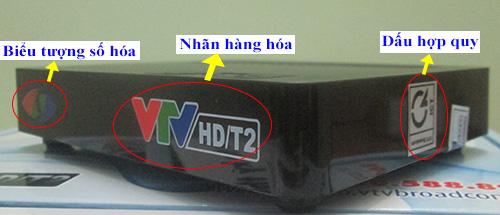 Đầu DVB - T2 hợp chuẩn