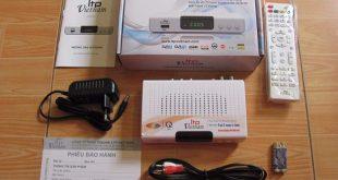 Đầu thu DVB T2 Bình Thuận