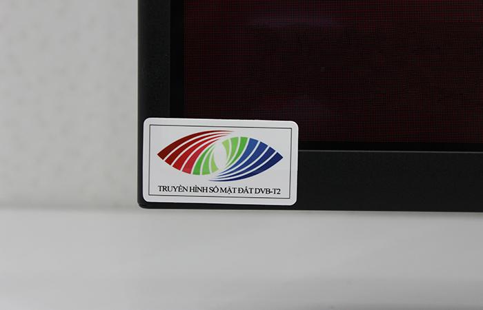 Tivi Toshi ba được tích hợp DVB T2