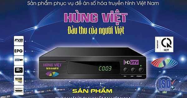 Đầu Thu Hùng Việt TS-123