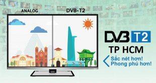 Lắp Truyền Hình Số Mặt Đất DVB-T2 Tại HCM