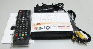 Trọn độ thiết bị đầu thu DVB T2