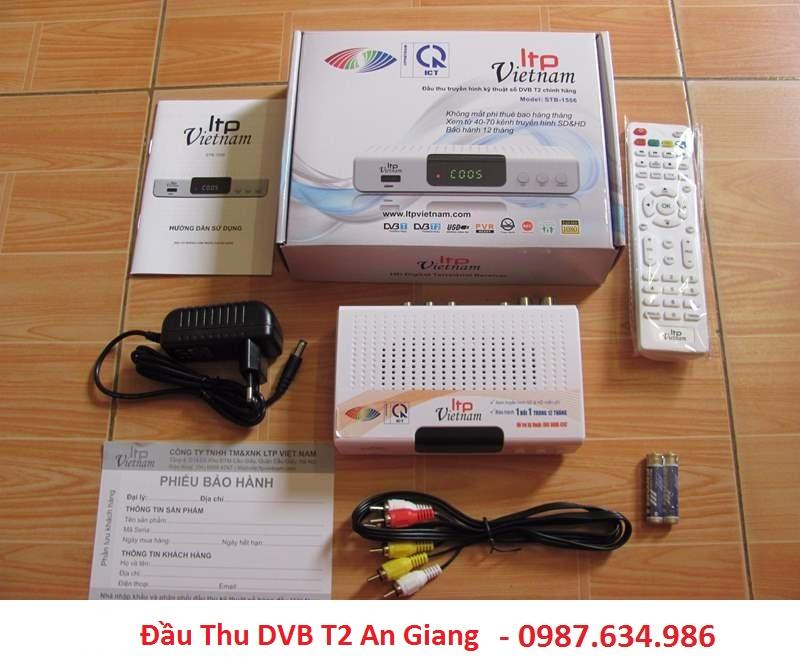 Đầu thu DVB T2 An Giang