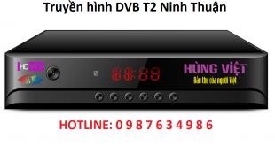 Đầu thu DVB T2 Ninh Thuận