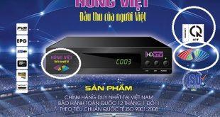 đầu thu DVB T2 hợp chuẩn