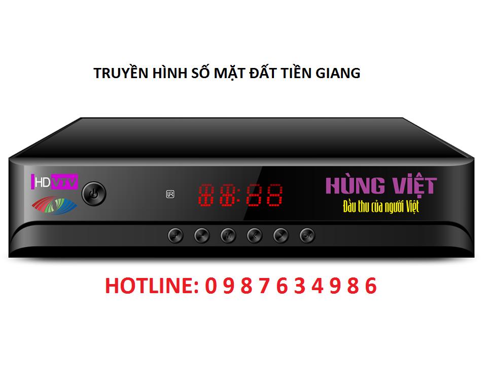 Truyền hình số mặt đất Tiền Giang