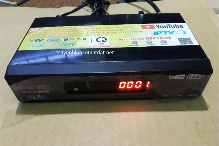 Đầu Thu Hùng Việt Ts 123 wifi
