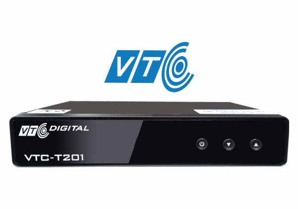 Đầu thu DVB T2 VTC T 201