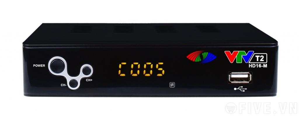 DVB T2 VTV HD 16 - M