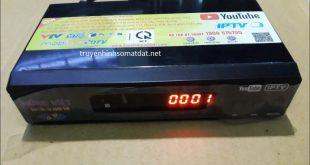 Đầu Thu DVB T2 Hùng Việt Wifi Youtube