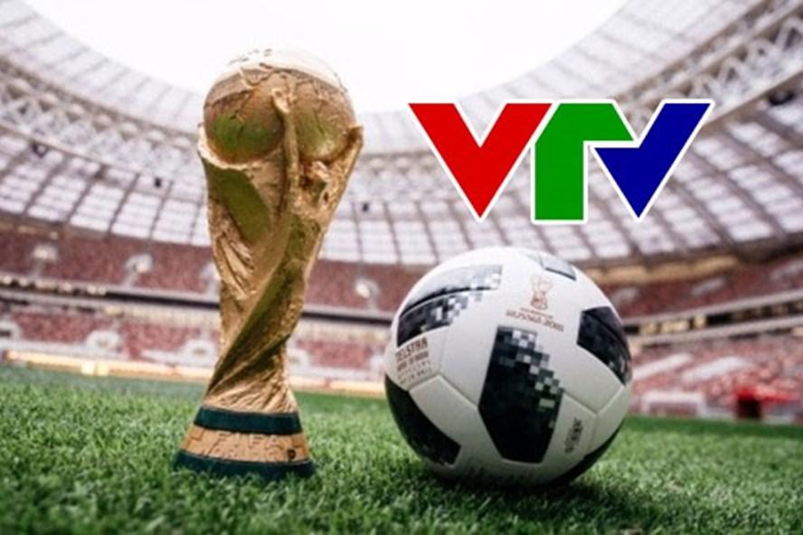 VTV Chính Thức Mua Bản Quyền World Cup 2018