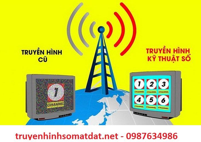 Lắp truyền hình số DVB T2