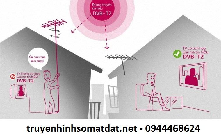 Truyền hình DVB T2