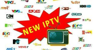Danh Sách Kênh IPTV Nhà Mạng FPT Viettel VNPT Mới Nhất