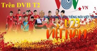 Xem Asiad 2018 DVB T2