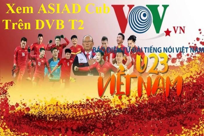 Asiad 2018 VOV