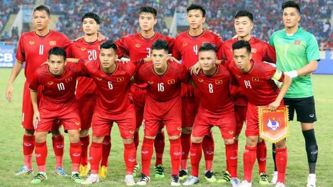 Đội Tuyển Bóng Đá Nam Việt Nam ASIAD2018