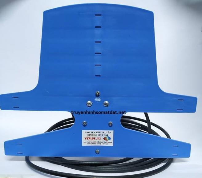 Đặt mua anten DVB T2 trong nhà