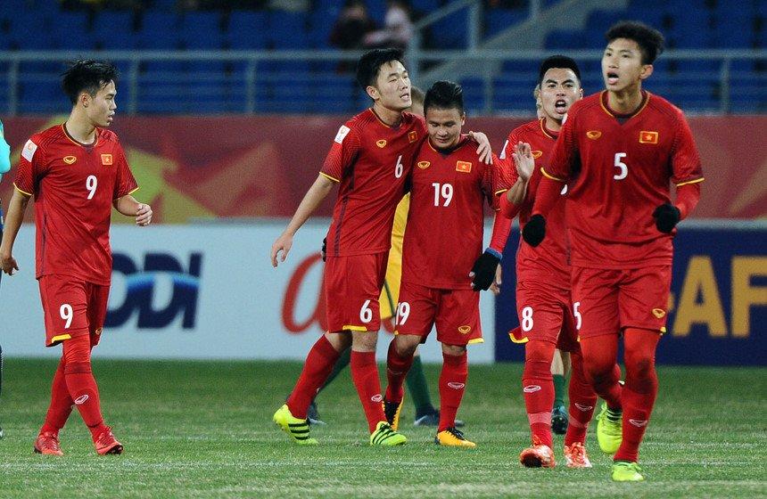 Nhiều cầu thủ U23 góp mặt trong đội ra quân AFF Cup 2018
