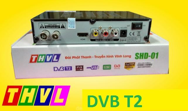 Xem THVL Trên Đầu DVB T2
