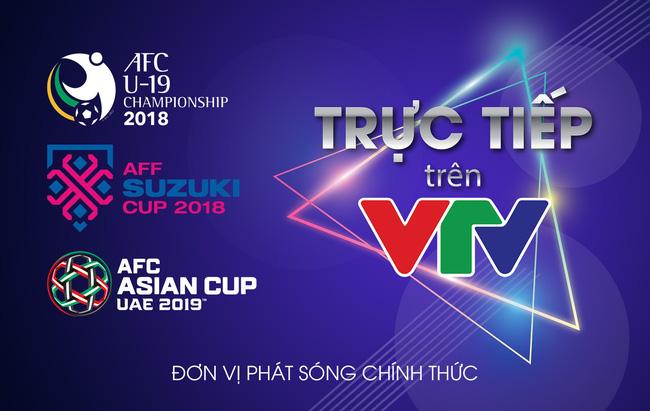 VTV chính thức phát sóng AFF Cup 2018 trên nền tảng truyền hình số mặt đất DVB T2