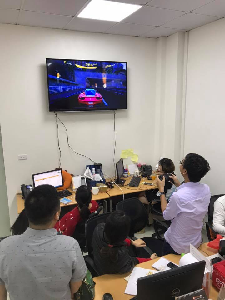 Test Fpt Play Box 2019 chơi Gamepad
