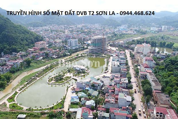 Truyền hình số mặt đất DVB T2 Sơn La