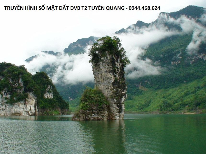 Truyền hình số mặt đất DVB T2 Tuyên Quang