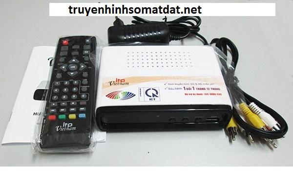 Trọn bộ thiết bị đầu thu DVB T2