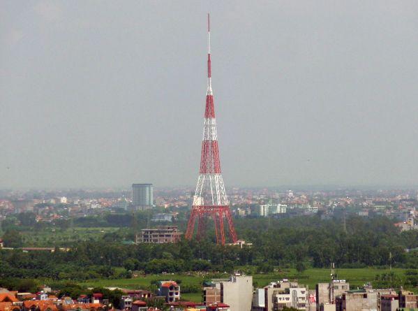 Trạm phát sóng DVB T2