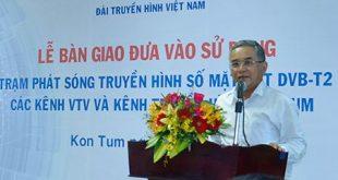 Lắp truyền hình mặt đất DVB T2 tại Kon Tum